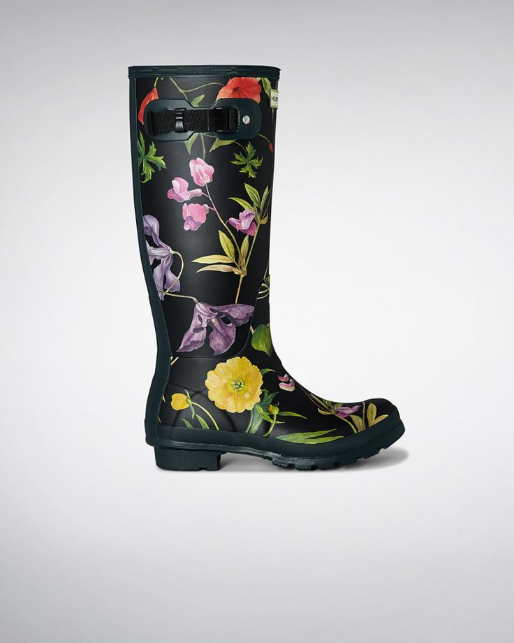 Hunter: Rhs Tall Wellington Boots: See more boots >>> http://bit.ly/1Pv5AF1