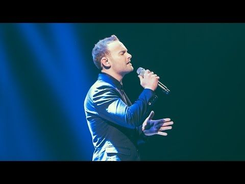 Kevin Simm performs 'I'm Kissing You': The Live Quarter Finals - The Voice UK 2016 - YouTube