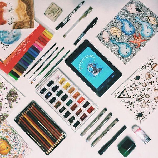 50 советов из лучших книг по творчеству