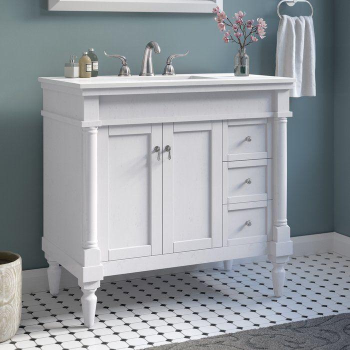 deina 36 single bathroom vanity set in 2019 live single rh pinterest com
