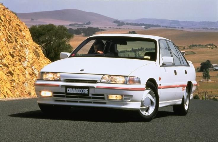 Holden Commodore VL Berlina 30 Wagon