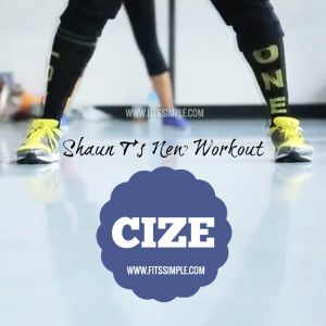 Shaun T Cize Workout - I actually want to do this so badly