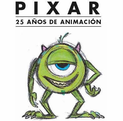 Pixar, 25 años de animación e imaginación casi tanta como Venta el Loco