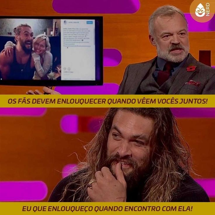 Jason Momoa Graham Norton: Best 25+ Emilia Clarke Jason Momoa Ideas On Pinterest