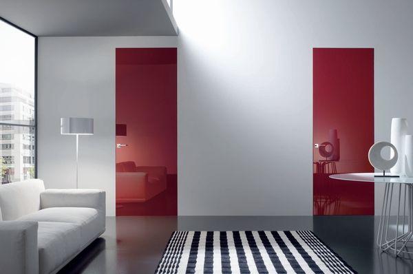 Nascondere vani e risparmiare spazio? Certo, con le porte a filo muro! http://www.arredamento.it/le-porte-filo-muro.asp #porte #arredamento #casa
