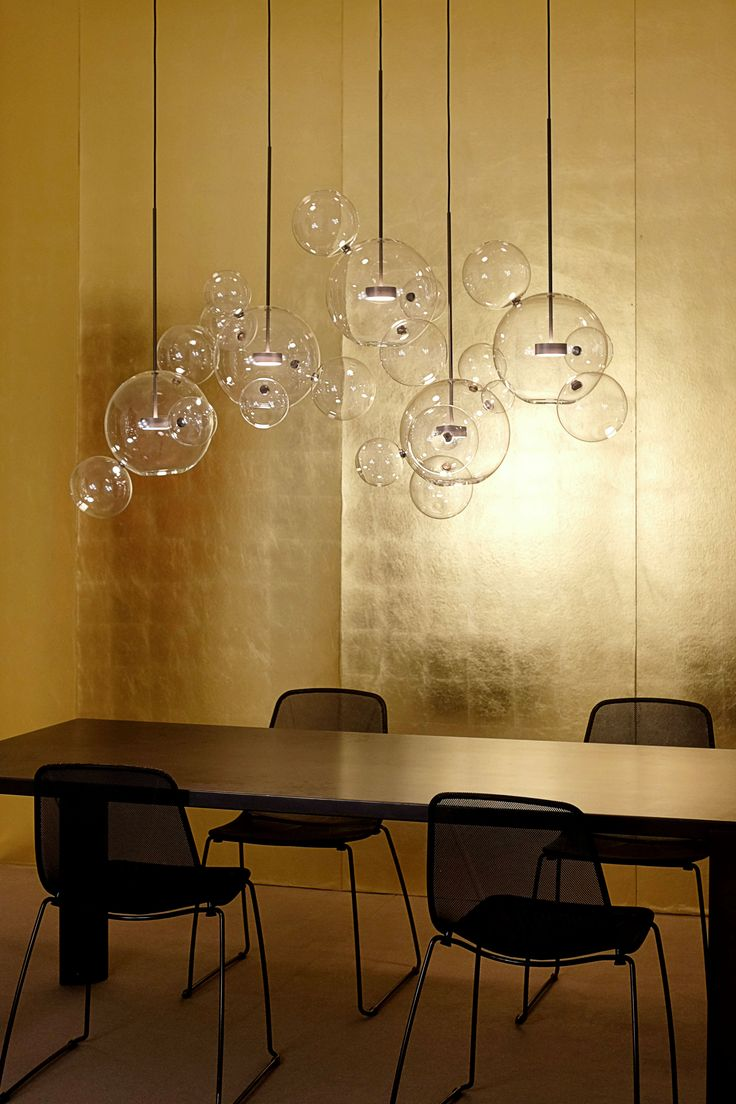 Giopato  Coombes Bolle Lamp Milano Design Week 2016  Events  Fairs  Mller  Rothe
