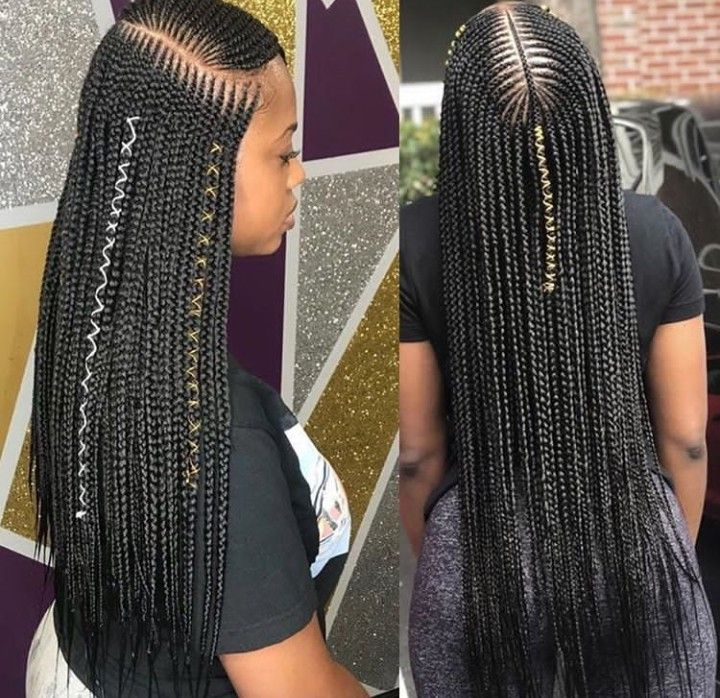 Modele De Tresse Senegalaise Pour Petite Fille 2019 African Hair Braiding Styles Hair Styles African Hairstyles