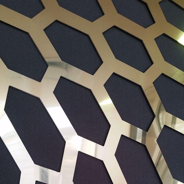 Materials + Textures_laser cut mesh