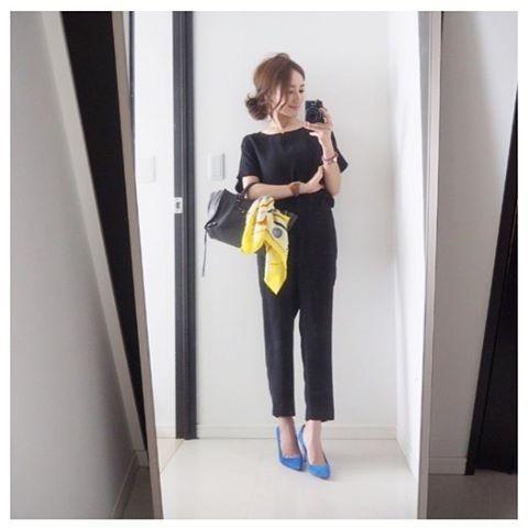 plst_official人気ブロガー#星玲奈 さんがPLSTのセットアップをご紹介してくれました✨ 詳しくは4yuuu!にて( @4yuuu_com ) ✔︎ブラウス 12-6108007 ¥7,549 ✔︎パンツ 12-6106018 ¥8,629 ※全て税込  #PLST#プラステ#セットアップ#ootd#今日の服 #今日のコーデ#プチプラ#fashion