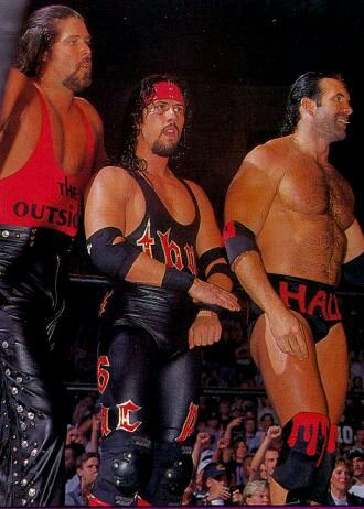 Kevin Nash, Syxx Pac & Scott Hall