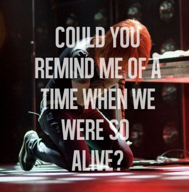 paramore quotes about love - photo #23