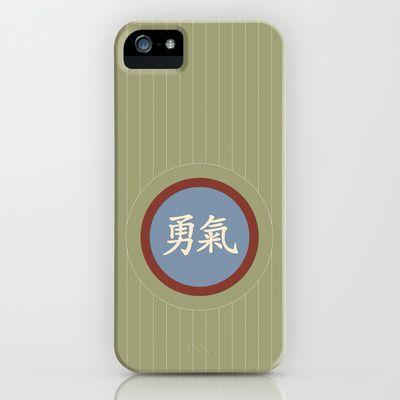 Paper Craft Courage - phone case