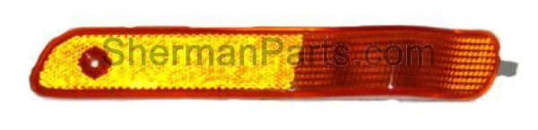 2000-2002 Saturn S-Series Wagon Side Marker Lamp LH