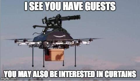 #Amazon #Droni #LOL