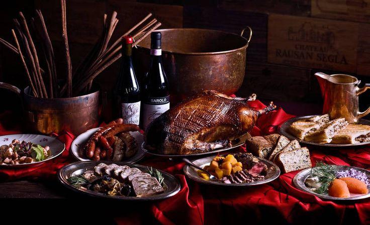 Valitse oikeat viinit joulupöytään