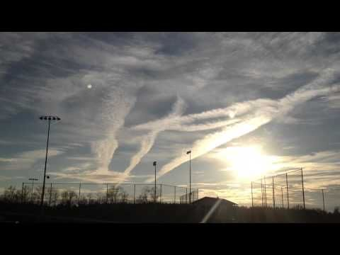 "Proof of CHEMTRAILS used to cover-up ""NIBIRU"" must see!!!"
