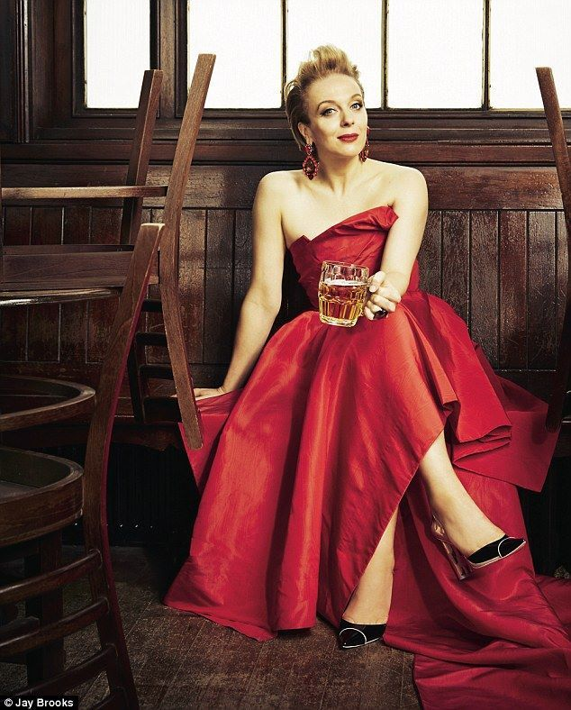 Amanda Abbington: 'Playing an Edwardian cougar was liberating'