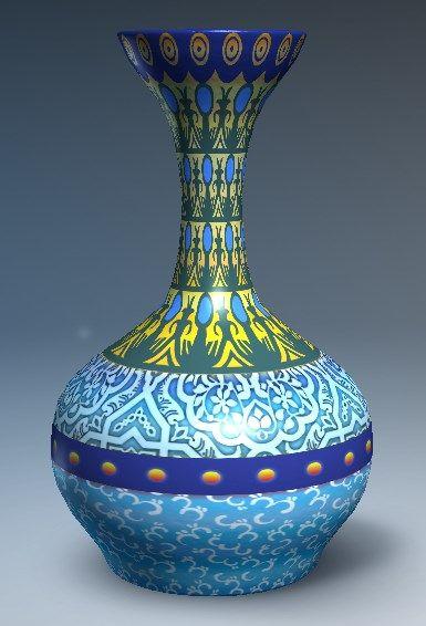 Chinese, Islamic & Polish elements