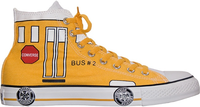 Yes. Yes, I do want a school bus pair.