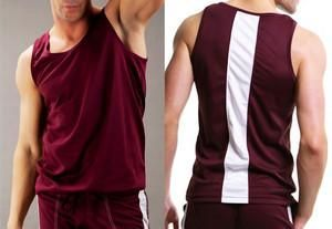 mens tank tops summer patchwork shirts casual solid topso n 5J0430