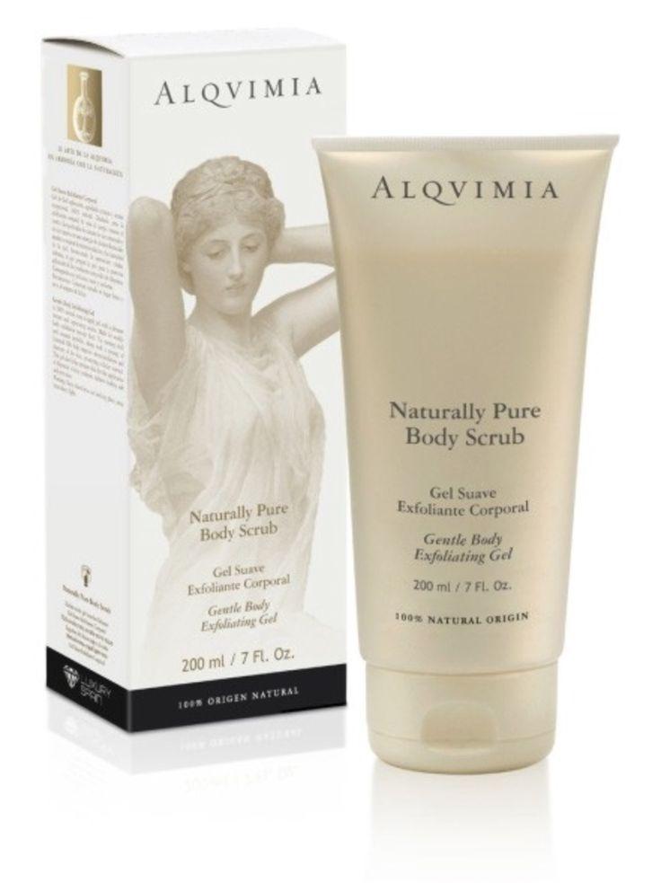 W 100% naturalny Peeling do ciała Alqvimia to dzięki niemu twoja skóra zostanie oczyszczona ze zrogowaciałego naskórka, to pozwoli na przeprowadzenie doskonałej efektywnej kuracji w harmonii z naturą