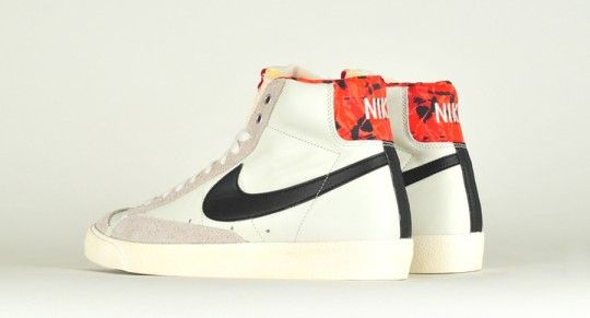 sneakers for cheap 9670a dc038 Nike Blazer Mid `77 PRM Vintage  Red Camo    clothing   things   Retro nike  shoes, Nike, Sneakers fashion