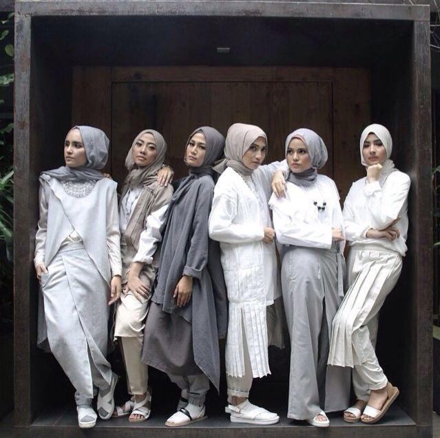 Simple grey fashion