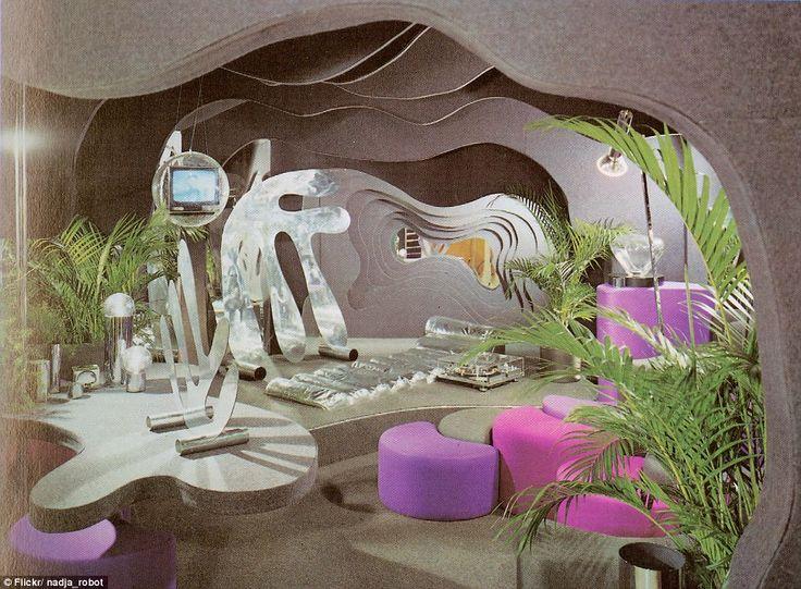 75 best INTERIORS/EXTERIORS images on Pinterest | Vintage interiors ...