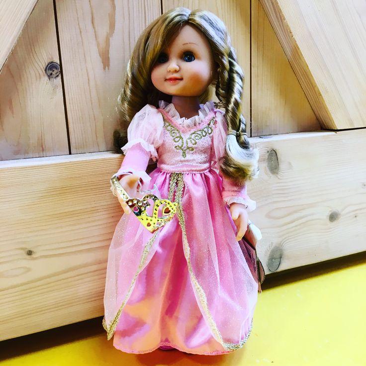 Onze prinses is nu wel erg aantrekkelijk ..... geprijsd !