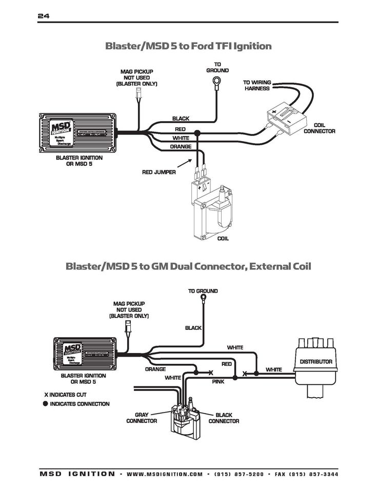 Best Of Ford 302 Distributor Wiring Diagram In 2020
