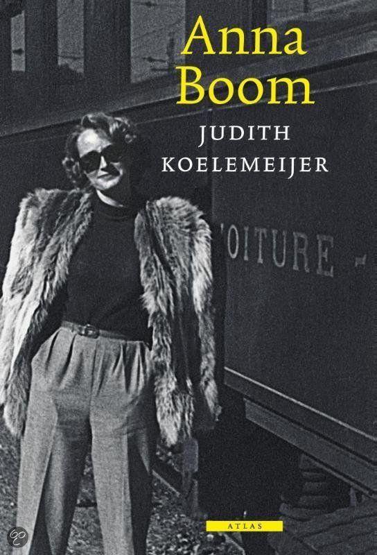 "Judith Koelemeijer: ""Anna Boom"""