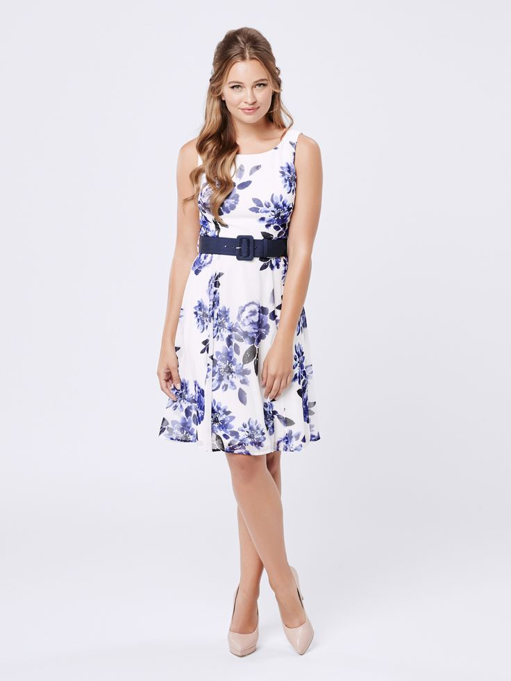 Blue Willow Dress | Dresses | Review Australia