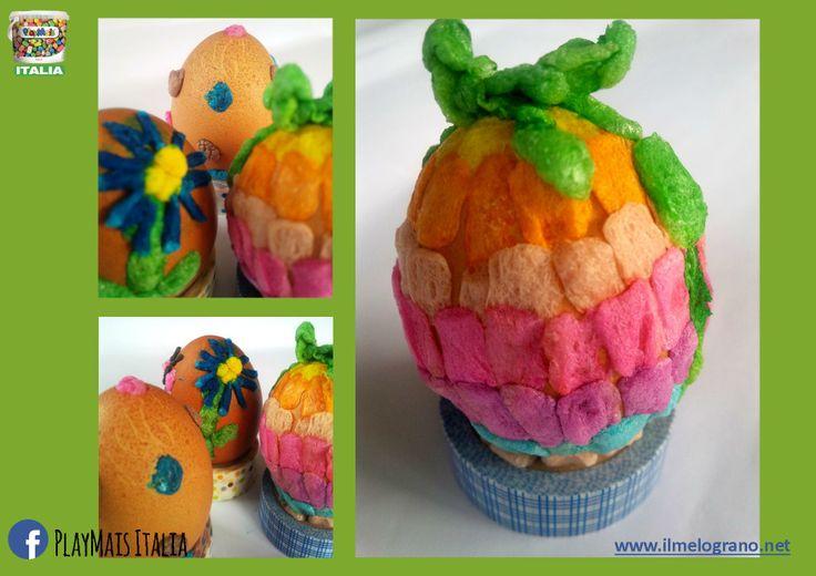 Avete visto che belle le nostre uova bio? https://www.facebook.com/Playmais.italia?fref=ts