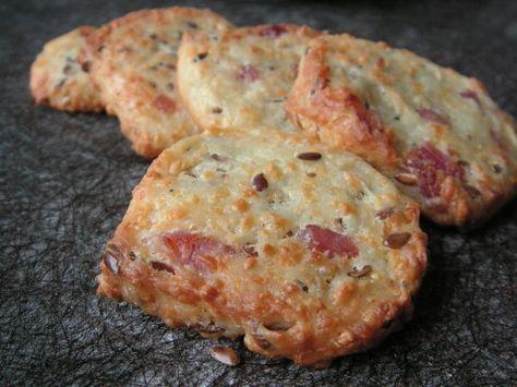CROUSTI-MOELLEUX AUX LARDONS - C secrets gourmands!! Blog de cusine, recettes faciles, à préparer à l'avance, ...