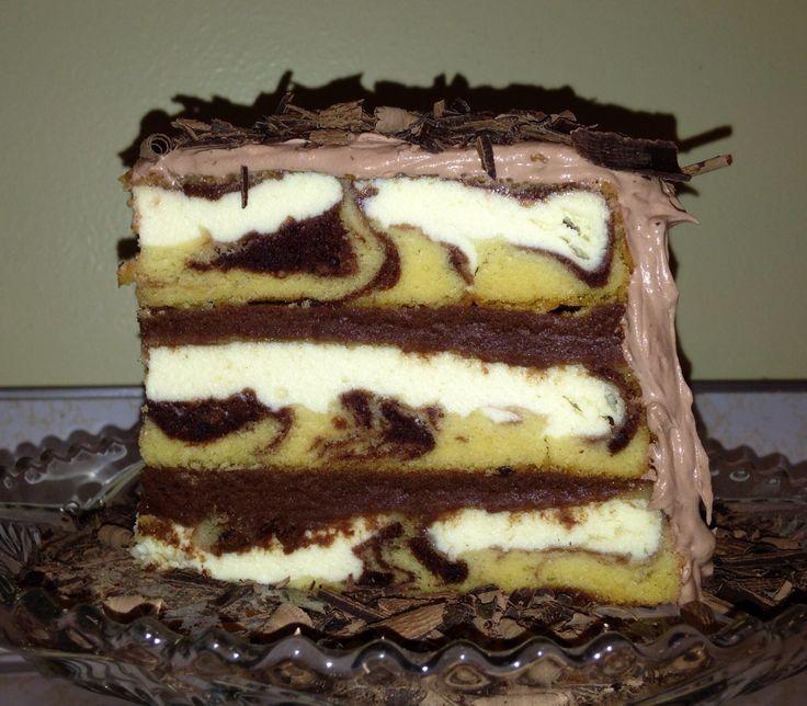 Italian Love Cake Recipe Marble Cake Mix