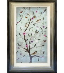 Free to Fly I - Limited Edition Print by Kealey Farmer No. 6 of 50