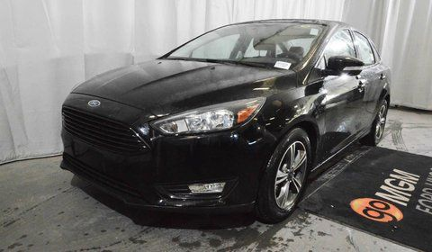 Shop New Ford Focus at MGM Ford Lincoln in Red Deer, Alberta
