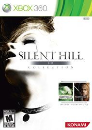 Boxshot: Silent Hill HD Collection by Konami