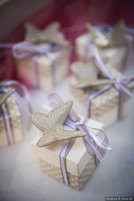 Idee per confezionare bomboniere oy65 regardsdefemmes - Idee bomboniere testimoni di nozze ...