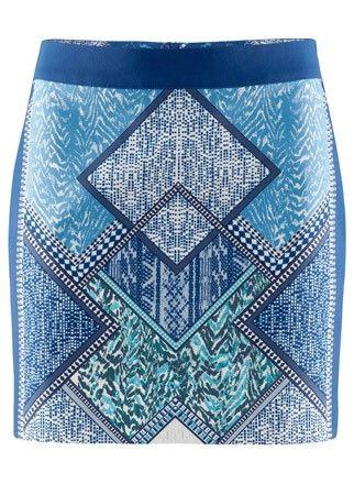 skirt - H & M