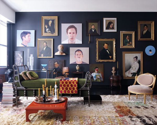 Best 25  Portrait wall ideas on Pinterest Family photos Wedding make up pictures and Displaying wedding