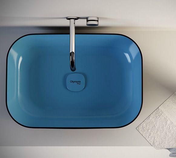 Farbige Waschbecken Moderne Badezimmer Waschbecken Badezimmer Waschbecken Waschbecken