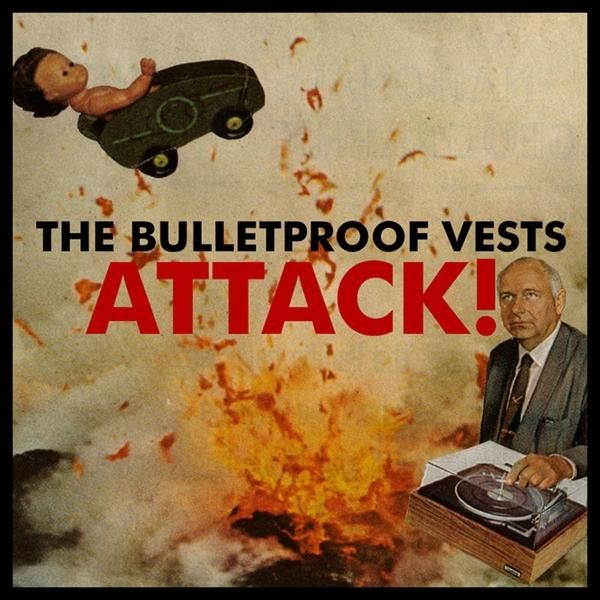 Bulletproof Vests - Attack!