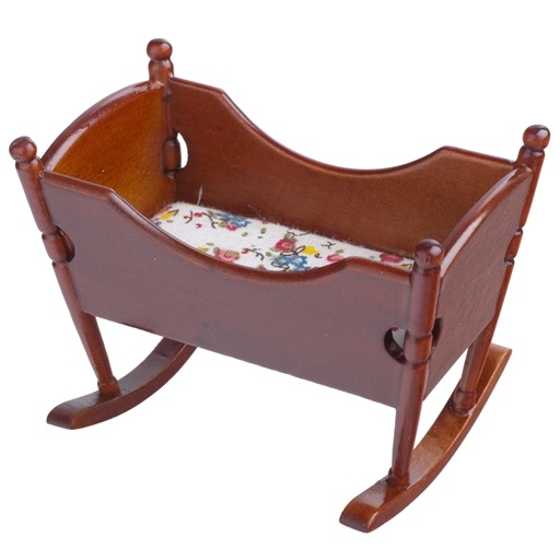 Wooden Baby Cradle Kits - WoodWorking Projects & Plans