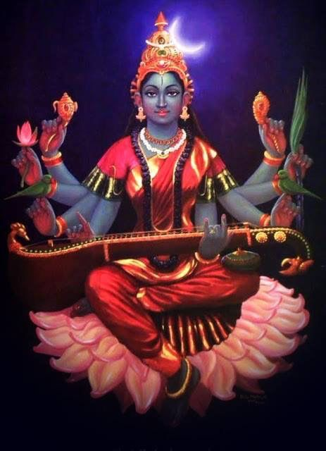 Neela Saraswati Devi