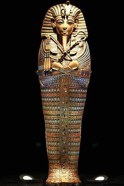 Mostra reúne arte egípcia nos EUA
