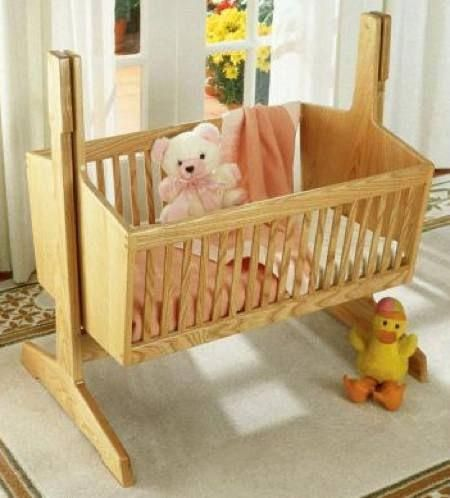 Pendulum Cradle Woodworking Plan