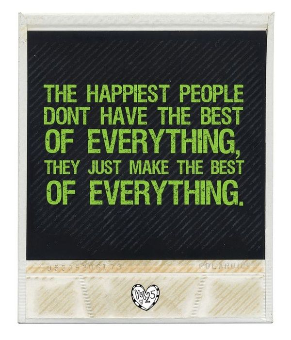 .: Happiest People, Life, People Don T, Happy People, So True, Thought, Favorite Quotes, Inspirational