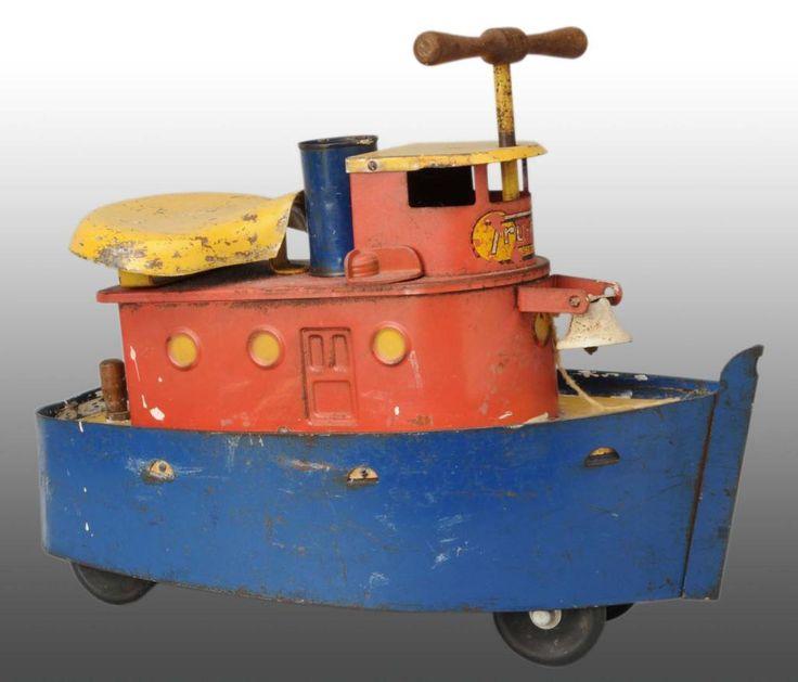 Big Boy Toys Boats : Best vintage toy boats images on pinterest old