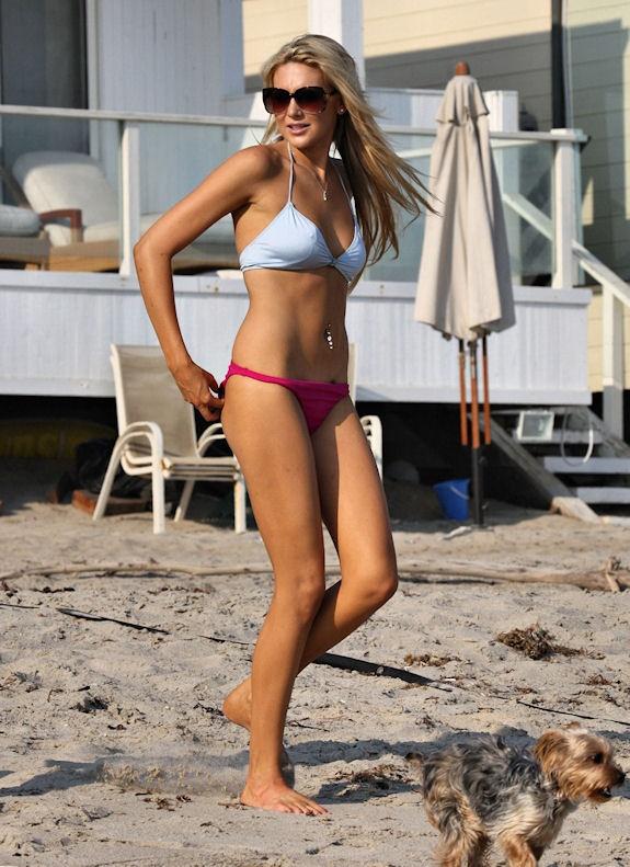 Kristin cavallaris bikini body that fucking